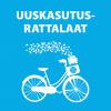 Uuskasutus-rattalaat Tallinnas ja Pärnus tuleb taas!