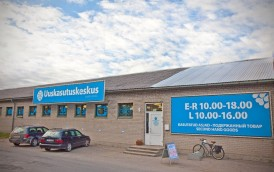 Pärnu Uuskasutuskeskus otsib klienditeenindajat!
