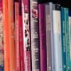 Kuidas panna kasutatud raamatud interjööris elama?