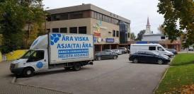Uuskasutuskeskuse kaubik teeb novembris kogumisringi Hiiumaal, Peetris ja Ihastes