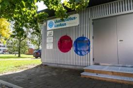 Uuskasutuskeskus ja Astri Grupp avasid Narvas uudse kogumismaja